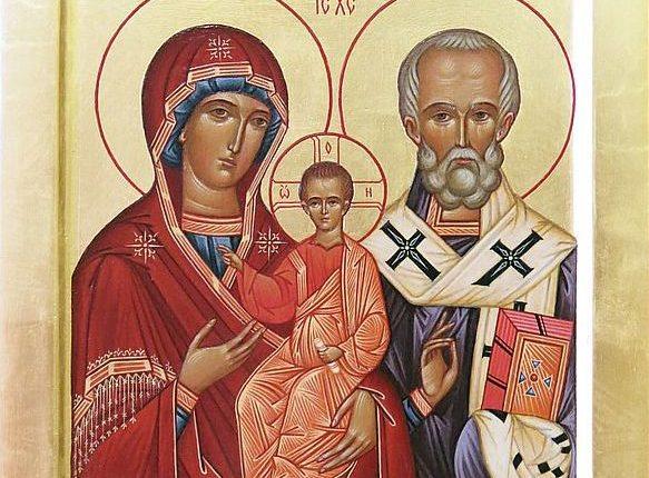 Икона Божией Матери Оковецкая (Ржевская)