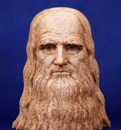 Леонардо да Винчи. Портрет2