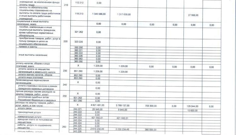 План ФХД на 2017_музей005