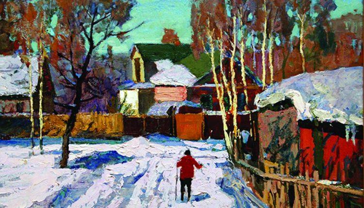 Poloshenko_зимнеее солнце6