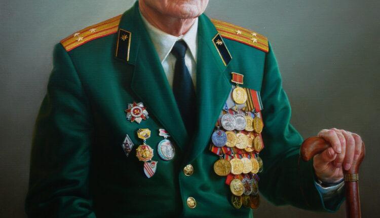 Ветеран ВОВ Панкин Александр Иванович_2