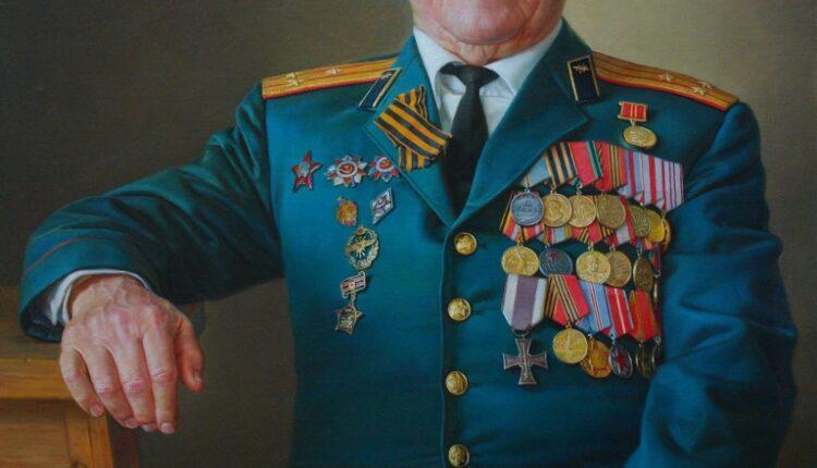 Ветеран Великой Отечественной Лепёхин Иван Афанасьевич (2)