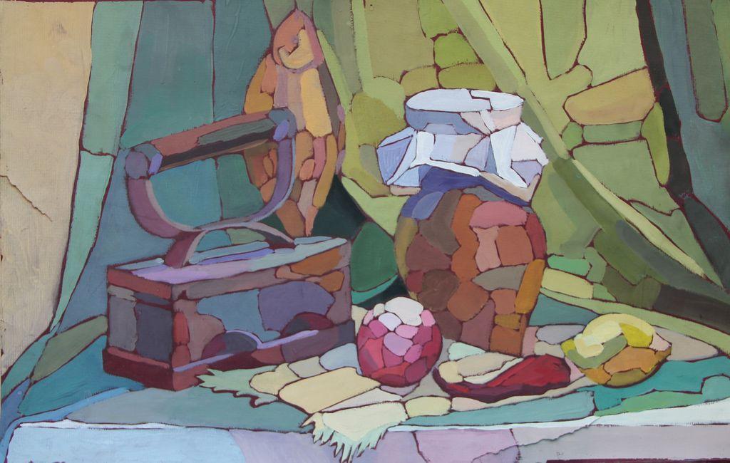Выставка Екатерины и Марии Волошиных