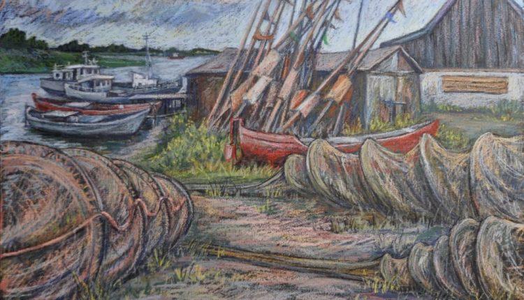 Выставка Марины Любимовой 2