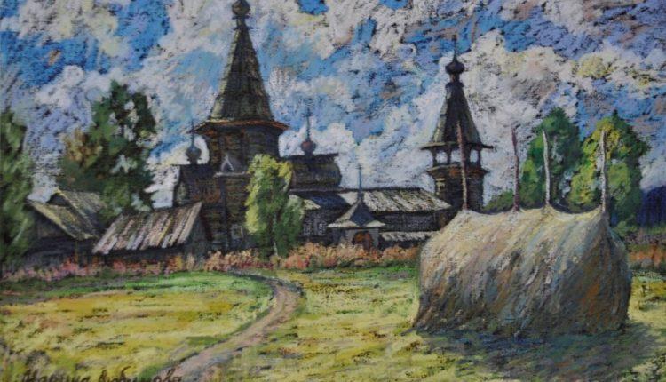 Выставка Марины Любимовой 3
