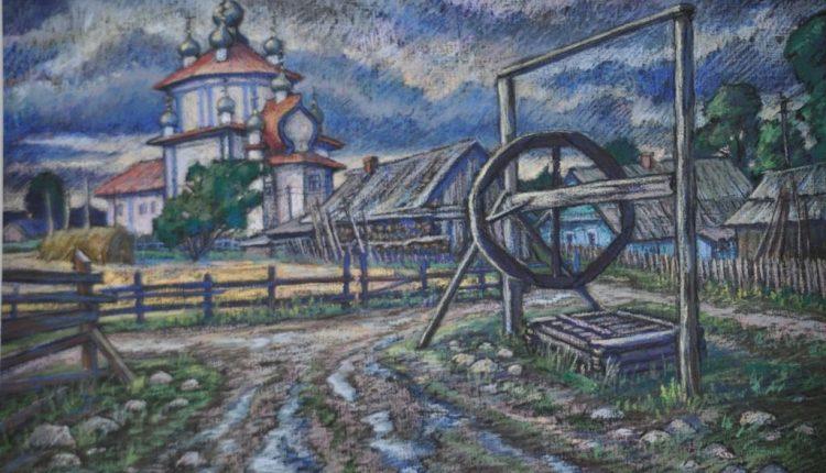 Выставка Марины Любимовой 4