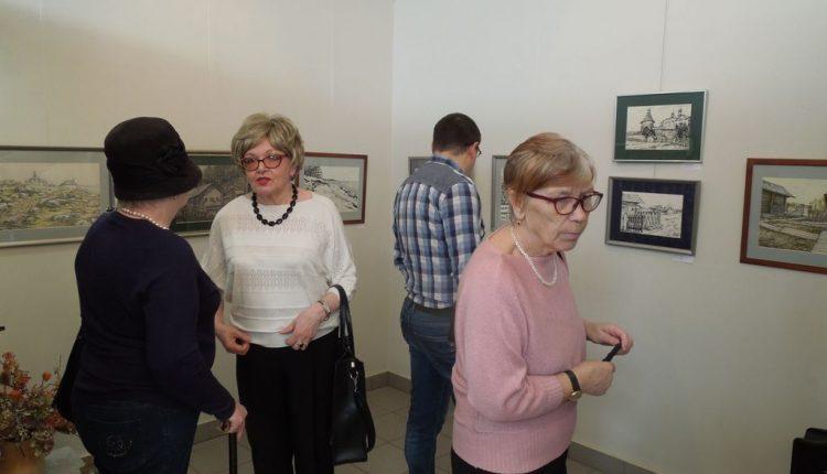 Выставка Марины Любимовой 7