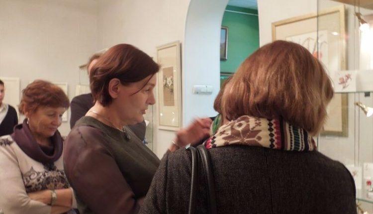 Выставка Ольги Макрушенко 2