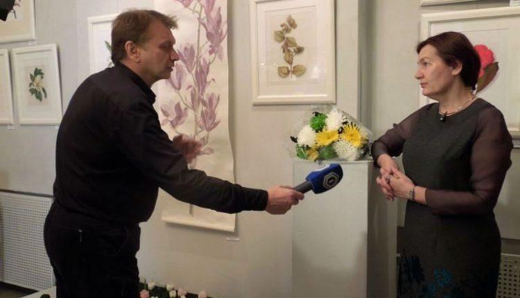 Выставка Ольги Макрушенко 5