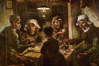 ДЕНЬ В ИСТОРИИ - 14 АПРЕЛЯ 14 апреля 1991 года из Музея Ван Гога в Амстердаме было похищено 20 картин суммой на 500 миллионов долларов, в том числе ранняя картина ван Гога «Едоки картофеля». Воры успели убежать из музея, тем не менее через 35 минут все украденные картины были найдены в заброшенной машине. Это день считается крупнейшей кражей искусства в Нидерландах со времен Второй мировой войны. Подробнее читайте на сайте Мытищинского историко-художественного музея: https://mytyshimuseum.ru/ #Мытищи #Мытищинскиймузей #мытищимузей #культураонлайн #культмо #культураМО #museum586 #гоМытищи #культураМытищи #science #кража #воровство #кражакартин #robbery #theft #artstheft #vangogh #вангог