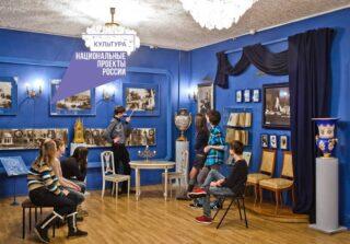 Мытищинский историко-художественный музей присоединяется к экологической программе по сбору и утилизации отслужившего электронного и электрического оборудования