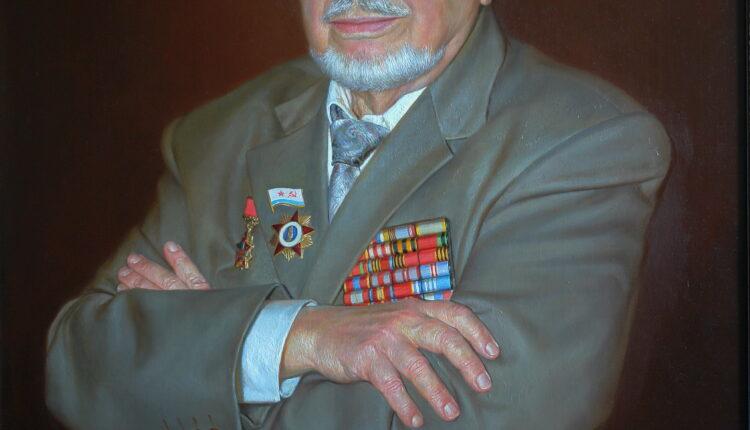 ветеран Великой отечественной войны Короза Марлен Иванович