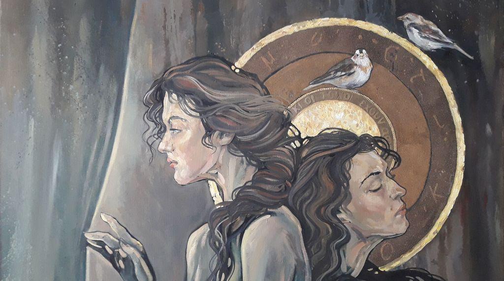 ПЕРСОНАЛЬНАЯ ВЫСТАВКА ЮЛИИ НЕВЕЙКО «ДЗЕ МОЙ КРАЙ»
